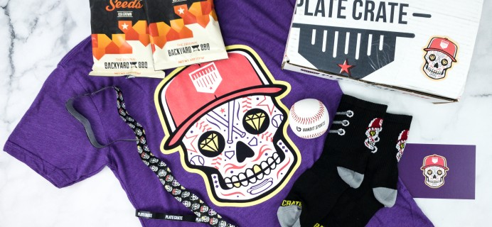 Plate Crate June 2020 Subscription Box Review + Coupon