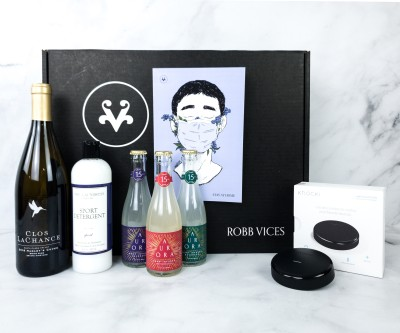 Robb Vices June 2020 Subscription Box Review