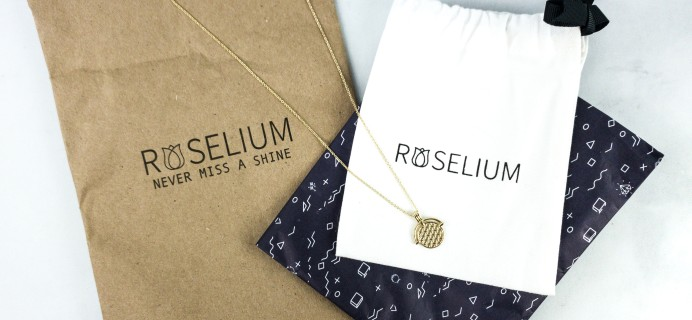 Roselium June 2020 Subscription Box Review + Coupon