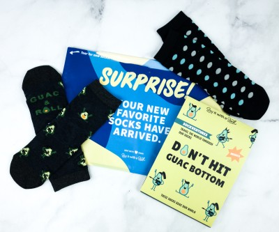 Say It With A Sock Kids June 2020 Sockscription Review + Coupon