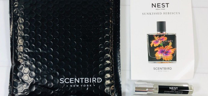 Scentbird June 2020 Fragrance Subscription Review & Coupon
