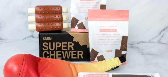Super Chewer June 2020 Subscription Box Review + Coupon!