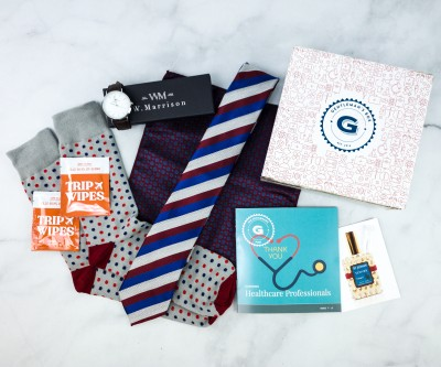 The Gentleman's Box June 2020 Subscription Box Review + Coupon