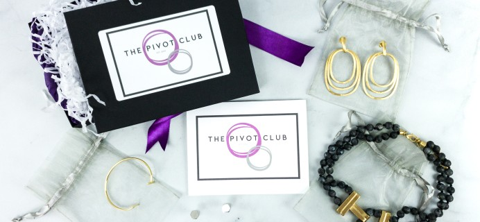 The Pivot Club June 2020 Subscription Box Review + Coupon