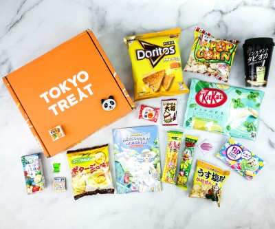 Tokyo Treat July 2020 Subscription Box Review + Coupon