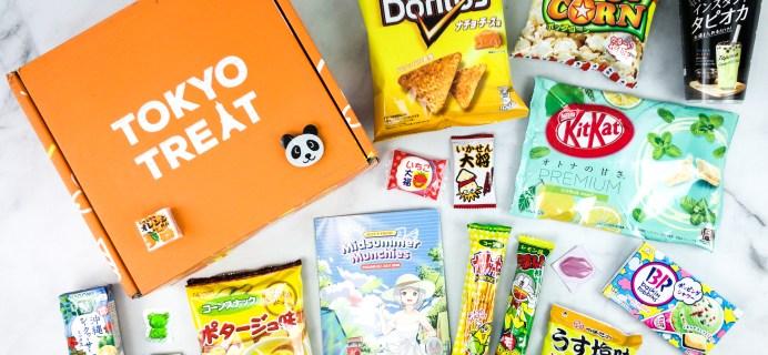 Tokyo Treat July 2020 Subscription Box Review + Coupon