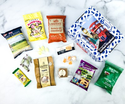 Universal Yums Subscription Box Review + Coupon – UNITED KINGDOM