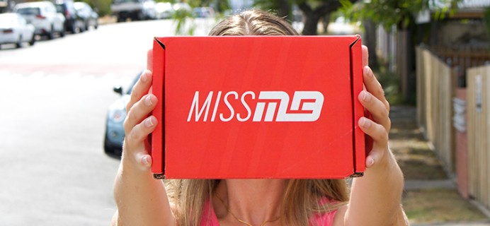 Miss MuscleBox January 2021 Spoiler #1 + Coupon!