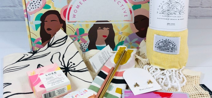 Women's Collective Box Summer 2020 Subscription Box Review