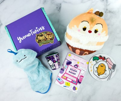 YumeTwins July 2020 Subscription Box Review + Coupon