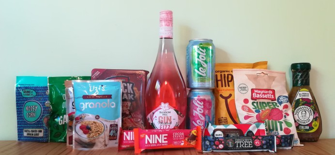 DegustaBox UK June 2020 Subscription Box Review + Coupon!