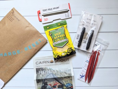 Cairn May 2020 Subscription Box Review + Coupon