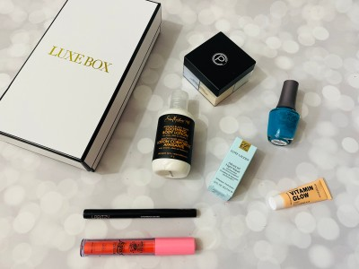 Luxe Box Summer 2020 Subscription Box Review
