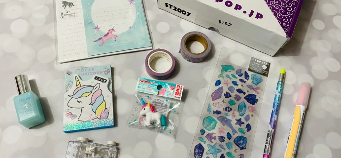 ZenPop Japanese Packs July 2020 Review + Coupon – Stationery Box