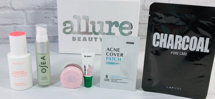 Allure Beauty Box July 2020 Review & Coupon