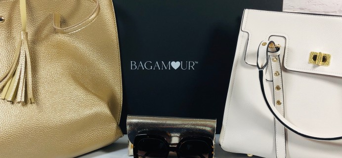 Bagamour Summer 2020 Subscription Box Review + Coupons
