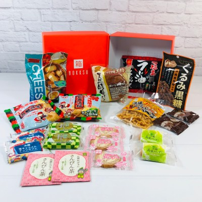 Bokksu July 2020 Subscription Box Review + Coupon