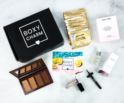 BOXYCHARM July 2020 Review + Coupon – Variation # 2