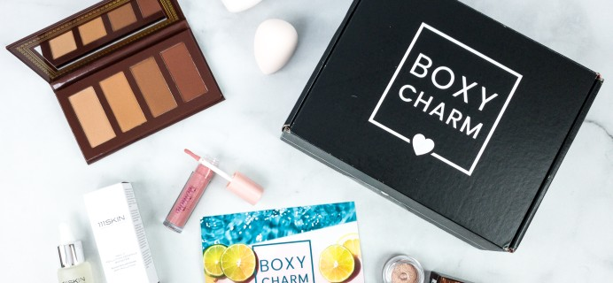 BOXYCHARM July 2020 Review + Coupon