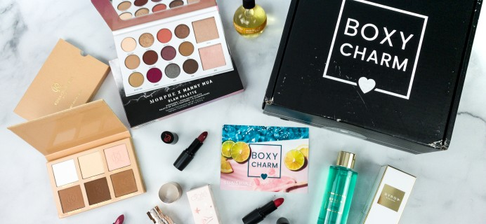 BOXYCHARM Premium July 2020 Review + Coupon