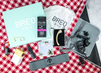 Breo Box Subscription Box Review + Coupon – Summer 2020