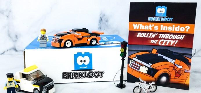 Brick Loot July 2020 Subscription Box Review & Coupon