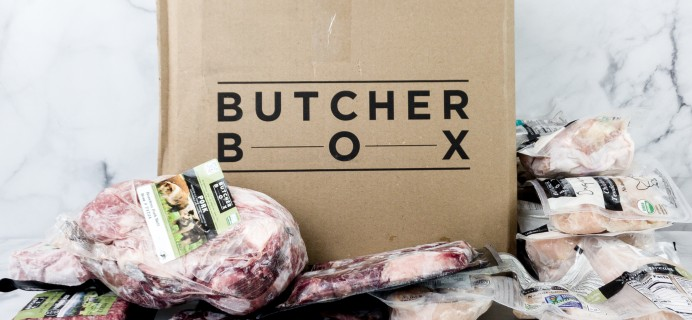 Butcher Box June 2020 Subscription Box Review – CUSTOM BOX