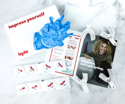 Byte  Impression Kit Unboxing Review + Coupon