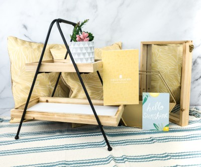 Decocrated Summer 2020 Subscription Box Review + Coupon
