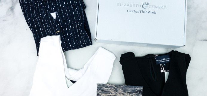 Elizabeth & Clarke Summer 2020 Subscription Box Review + Coupon