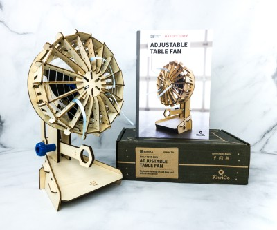 Eureka Crate Review + Coupon – ADJUSTABLE TABLE FAN