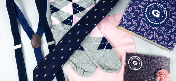 Gentleman's Box Classic Sale: FREE Past Box With Subscription!