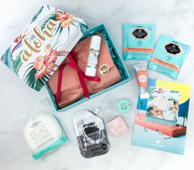 GLOSSYBOX July 2020 Subscription Box Review + Coupon