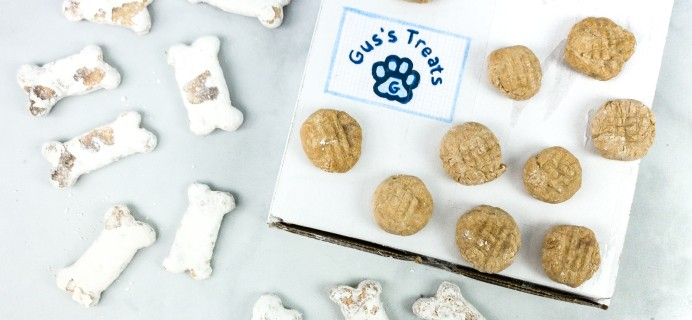 Gus's Treats July 2020 Subscription Box Review