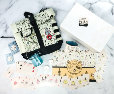 Hello Kitty and Friends April 2020 Subscription Box Review + Coupon!
