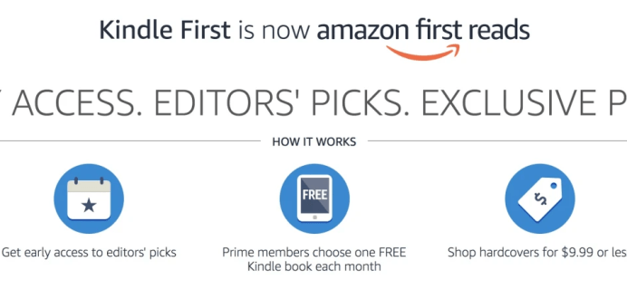 Amazon First Reads October 2020 Selections: 2 Books FREE for Amazon Prime Members