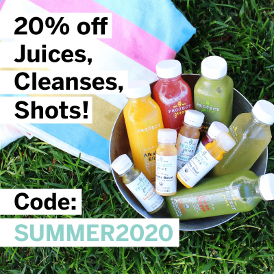 Project Juice Summer Sale EXTENDED: Get 20% Off!