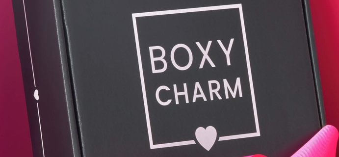 BOXYCHARM March 2021 Full Spoilers – ALL Items!