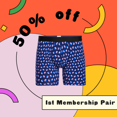 MeUndies Fourth of July Sale: Save 50% On Your First Membership Pair!