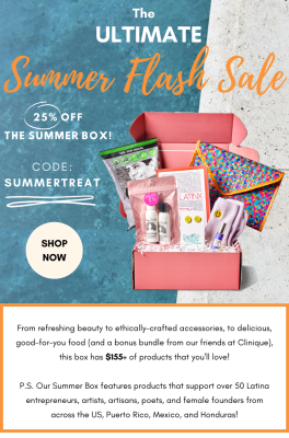 Spiritú Box Summer Flash Sale: Get 25% Off!