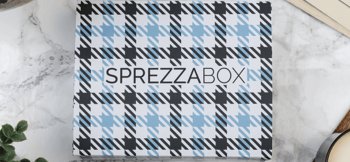 SprezzaBox January 2021 Selections + Coupon!