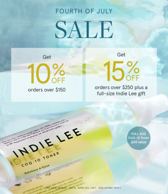 The Detox Market Fourth of July Sale: Get Up To 15% Off!