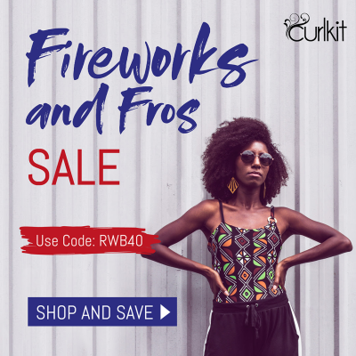 CurlKit Fourth of July Sale: Get 40% Off First Box!
