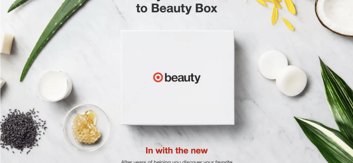 Target Beauty Box Shutting Down!