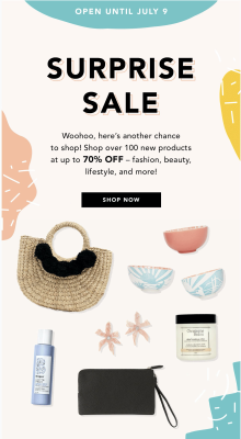 FabFitFun Surprise Sale Open Now!