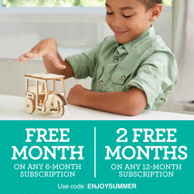 Little Passports Coupon: Get Up To 2 FREE Months!