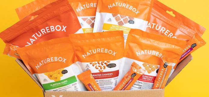 NatureBox Cyber Monday Deal: Get 25% off SITEWIDE!