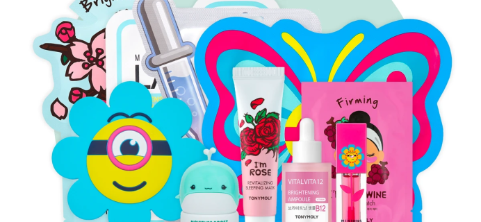 Tony Moly July 2020 Monthly Bundle Available Now + Full Spoilers!