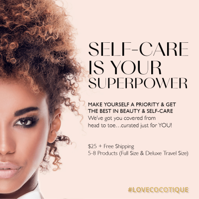 Cocotique October 2020 Spoiler #2 + Coupon!