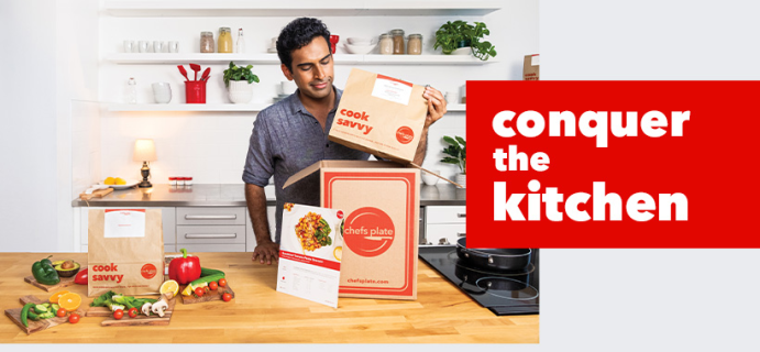 Chef's Coupon: Get 50% Off Your First TWO Boxes! {Canada}